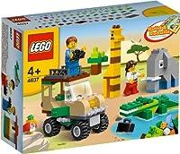 レゴ (LEGO) 基本セット サファリ 4637