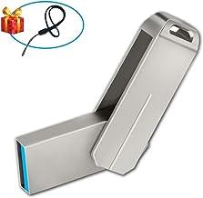 Phicool USB Flash Drive 128GB Memory Stick USB Jump Drive...