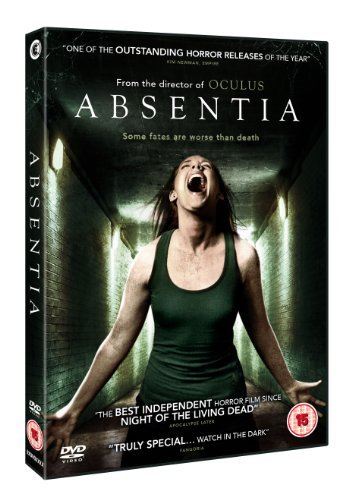Absentia [DVD] by Courtney Bell