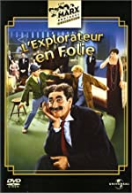 The Marx Brothers Collection: L'Explorateur en Folie