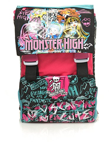 Seven 292001301 Monster High Zaino Sdoppiabile Big con Gadget
