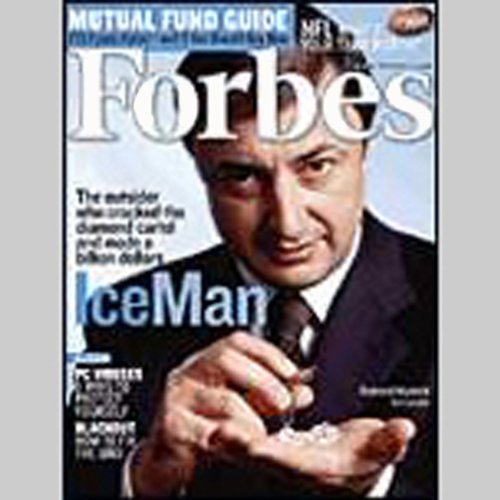 Forbes, April 25, 2011 audiobook cover art