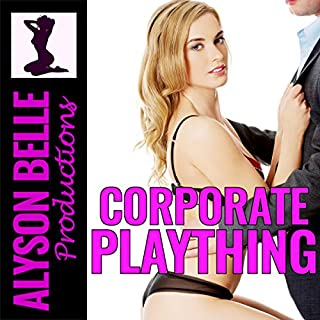 Corporate Plaything audiobook cover art