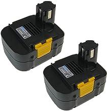 2x TradeShop Premium narzędzie Ni-MH akumulator 15,6 V 3300 mAh do Panasonic EY3531FQWKW EY6431 EYC132 EYC132NQKW EYC133 E...