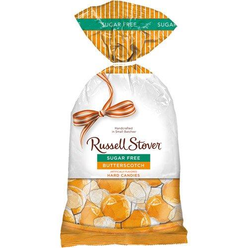 Sugar Free Butterscotch Hard Candies, 12 oz. bag