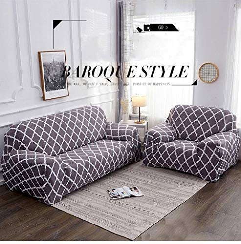 Couch Cover, Europe And America Elastic Stretch Sofa Cover Antifouling...