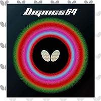 バタフライ(Butterfly) 卓球 ラバー ディグニクス 64 裏ソフト ハイテンション ブラック 特厚 06060