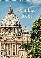 Antikes Rom (Wandkalender 2022 DIN A2 hoch): Historische Sehenswuerdigkeiten inklusiv Planer. (Geburtstagskalender, 14 Seiten )