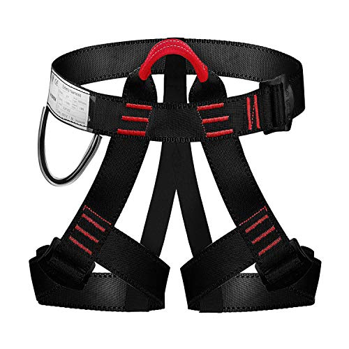 Selighting Arnés de Escalada Proteger Pierna Cintura Más S