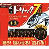 Marufuji(マルフジ) P-571 改良トリック7 朱塗 3号