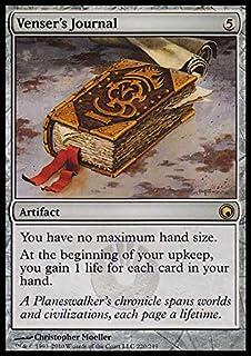 Magic: the Gathering - Venser's Journal - Scars of Mirrodin