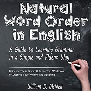 Natural Word Order in English audiobook cover art