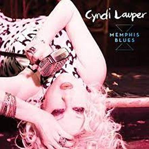 CYNDI LAUPER - MEMPHIS BLUES/MUSICPA