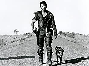 PhotoSight Mad Max Road Dog Mel Gibson Old Vintage Movie 24x18 Print Poster