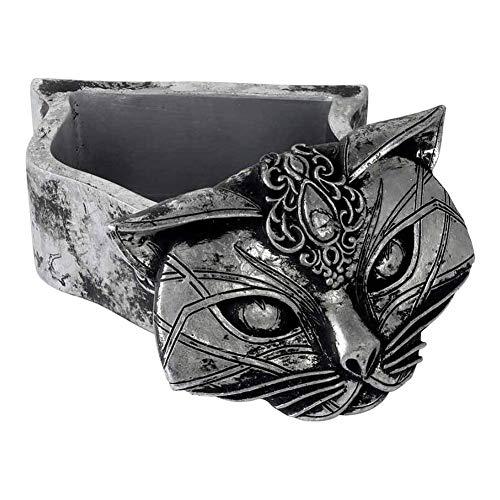 Alchemy Gothic Heiliger Katzenstreu-Kasten