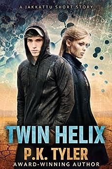 Twin Helix (Jakkattu Shorts Book 2) by [P.K. Tyler, Philip A. Lee]