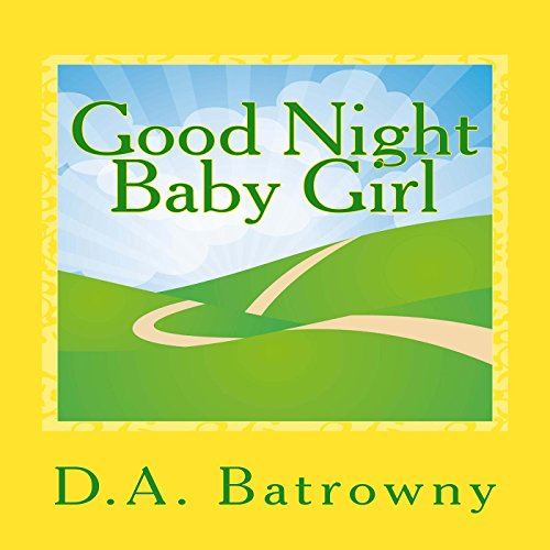 Good Night Baby Girl audiobook cover art
