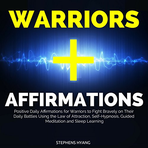 Warriors Affirmations audiobook cover art