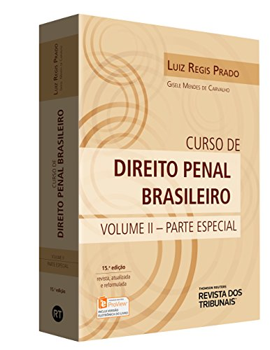 Curso de Direito Penal Brasileiro. Parte Especial - Volume 2