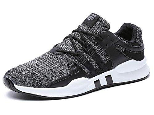 ONENICE ONENICEHerren Damen Sneaker Sportschuhe Lauf Freizeit Neon Runners Fitness Low Unisex Schuhe 5.5UK