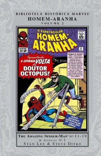 Biblioteca Historica Marvel - O Espetacular Homem Aranha: 2