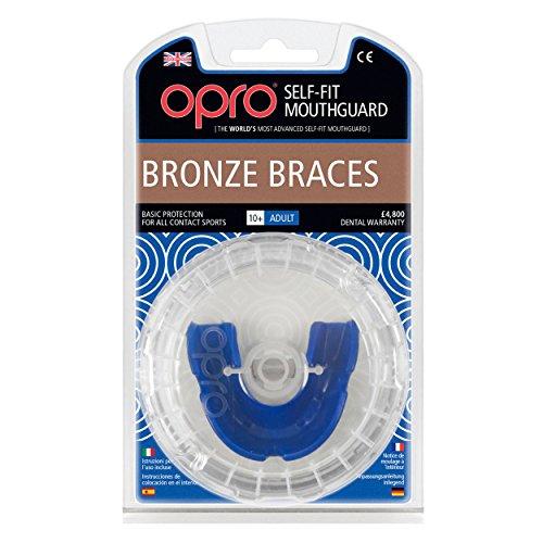 Opro Bronze 3.0 Ortho Zahn- Mundschutz