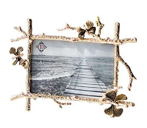 6 Inch Metalen Fotolijst Europese Creatieve Fotolijsten