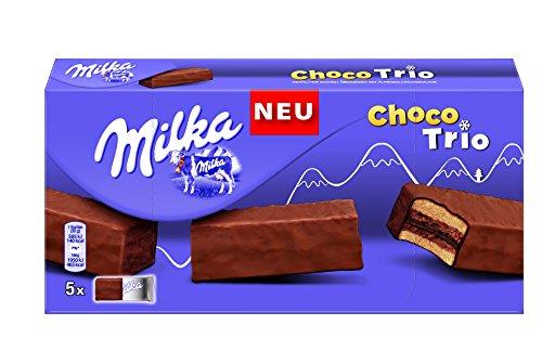 Milka Choco Trio Kuchen, 150 g, 6er Pack (6 x 150 g)
