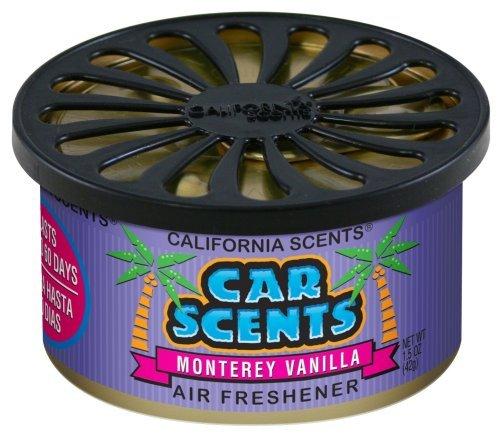 Amazon.es: California Scents - Ambientador para el coche (aroma vainilla)