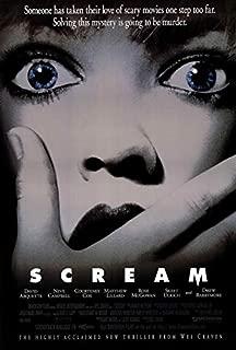 Scream POSTER Movie (27 x 40 Inches - 69cm x 102cm) (1996) (Style B)