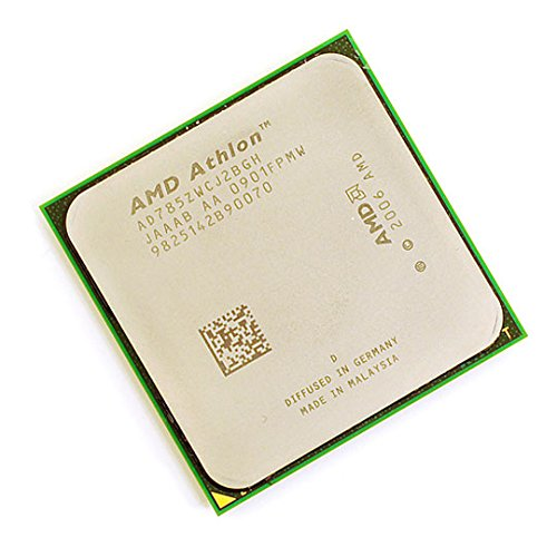 AMD Athlon 64 X2 7850 Black Edition Prozessor Box (Sockel AM2+, 2,8GHz, 65nm, 2MB L3-Cache)