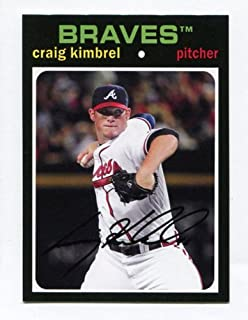 Craig Kimbrel - 2012 Topps Archives #83