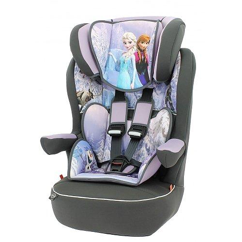 Mycarsit - Asiento elevador para niños Disney (para automó