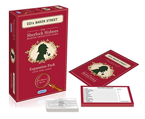 Gibsons 221B Baker Street Erweiterung Pack