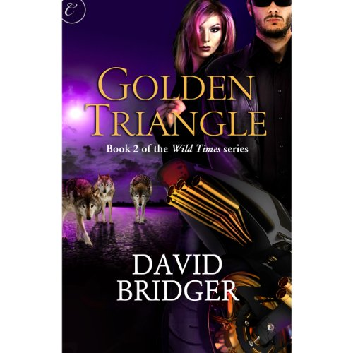Golden Triangle audiobook cover art