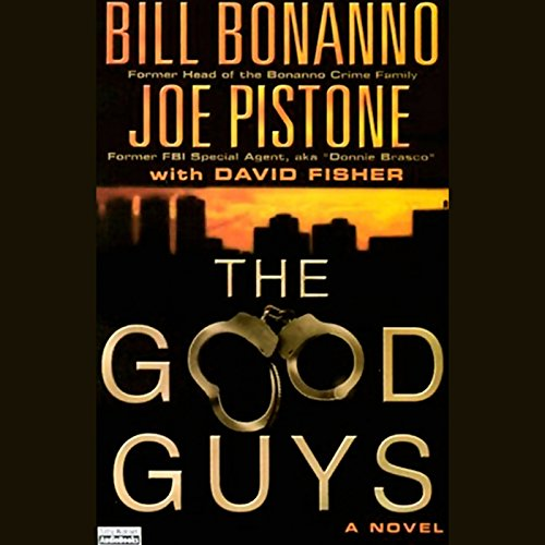The Good Guys audiobook cover art