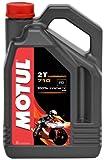 Motul 104035 710 2t Full Synthetic Premix 2 Stroke Oil 4 Liter