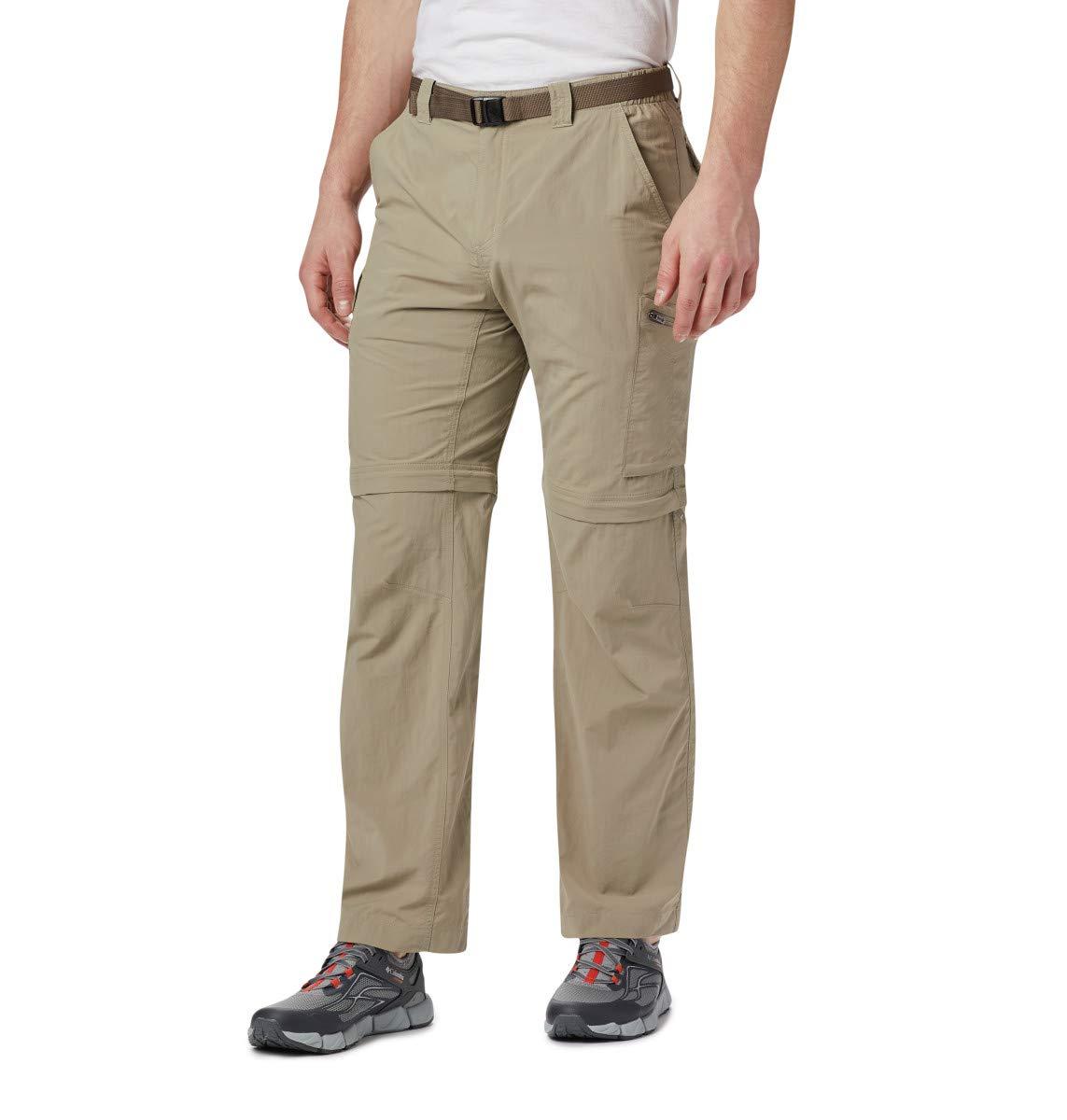 Columbia Silver Ridge Convertible Pant - Pantalon - Droite - Homme