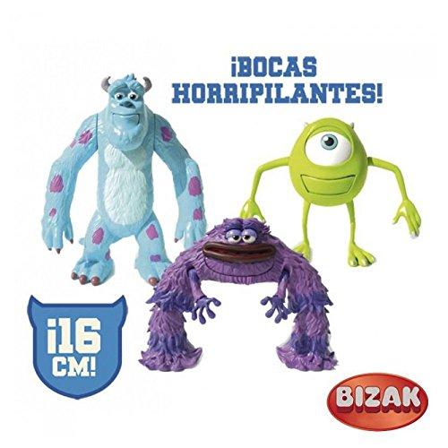 TOMY Monster's University Figuras 16cm