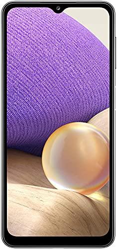 Samsung Galaxy A32 5G - Noir - 128GB - Smartphone Android débloqué - Version Française - Ecouteurs inclus - Téléphone Portable sans Carte SIM