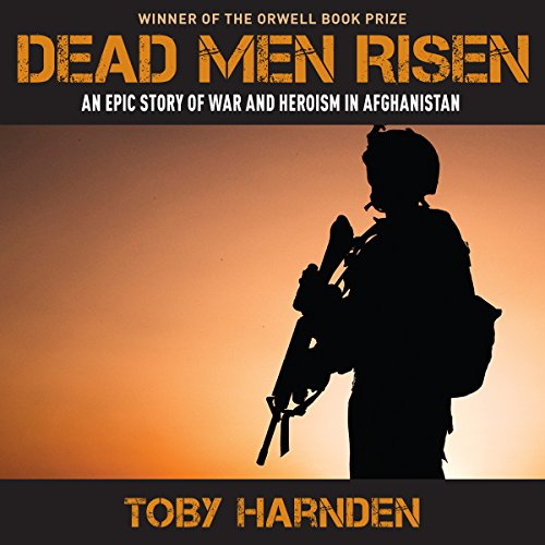 Dead Men Risen audiobook cover art
