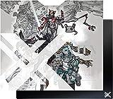 XTEN ゲーミングマウスパッド Gクロスタイプ Sサイズ [G-CLOTH/BALANCE] P-SGB-AA-X