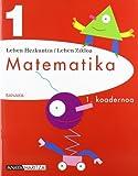 Matematika 1. 1 koadernoa. (BANAKA)