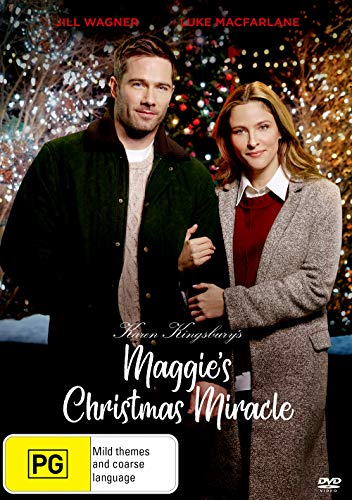 Maggie's Christmas Miracle | Jill Wagner | NON USA Format | Region 4 Import - Australia