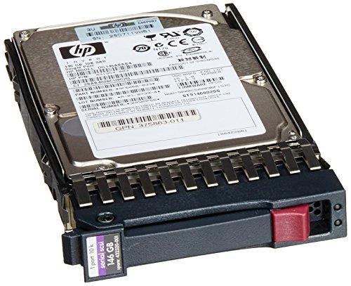 HP 146 GB 3G SAS 10K rpm SFF SP Hard Disk Drive - Disco duro (SCSI, 146 GB, 6.35 cm (2.5