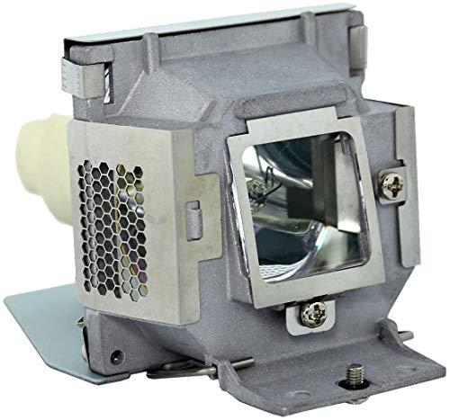 satukeji Bombilla de lámpara de proyector 9E.Y1301.001 para BENQ MP512 MP512ST MP522 MP522ST con Carcasa