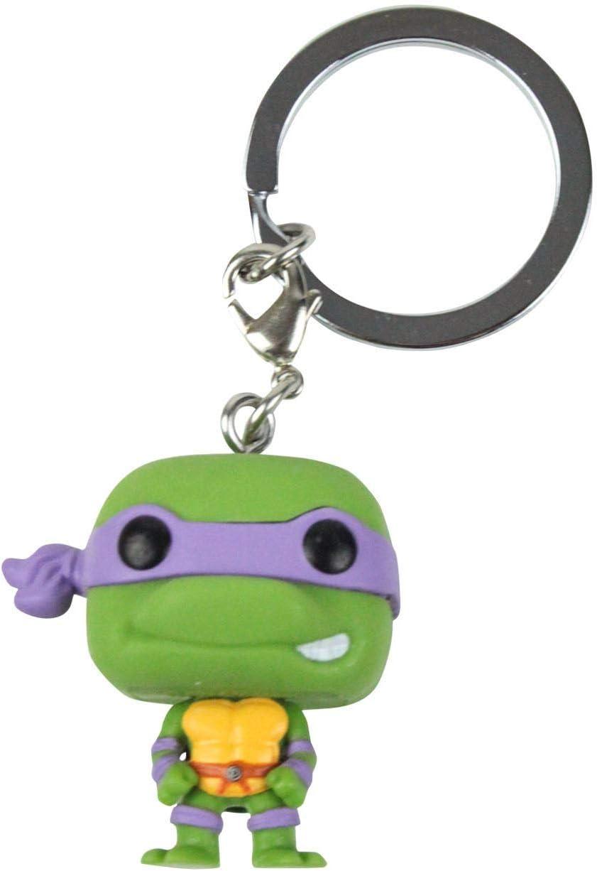 Pocket Pop! Teenage Mutant Ninja Turtles Donatello Vinyl Figure Key Chain