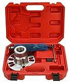 FreeTec Extracteur hydraulique pour moyeu de roue / arbre de transmission, 10t - 96 mm - 125 mm