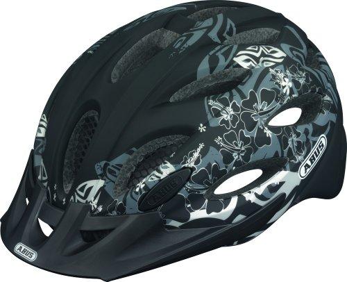 Abus Lane-U - Casco Universal de Ciclismo Negro ampelmann Talla:56-62 cm