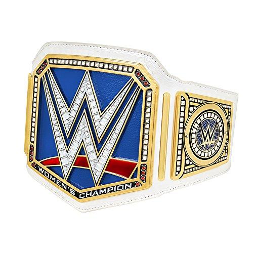 WWE Authentic Wear Smackdown Women's Championship Commemorative Title Belt